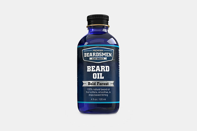 Beardsmen Spirit Beard Oil