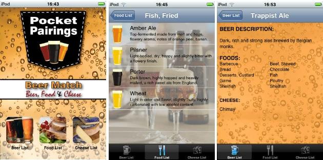 Beer Match Beer App