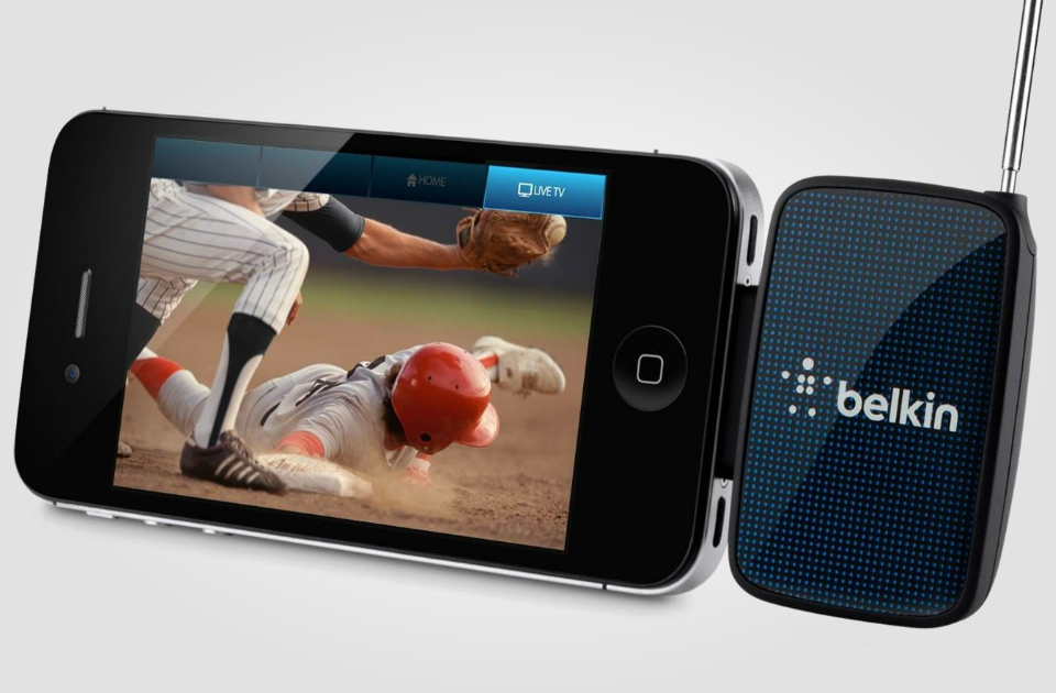 Belkin Dyle Wireless Mobile TV Receiver