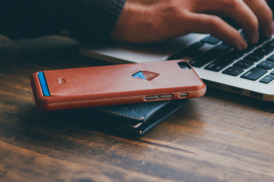 Bellroy Leather iPhone 6 Case