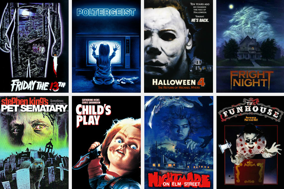 Best 80's Horror Movies