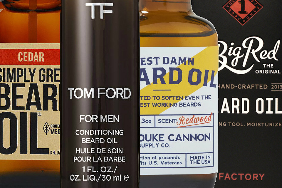 The Best Beard Oils