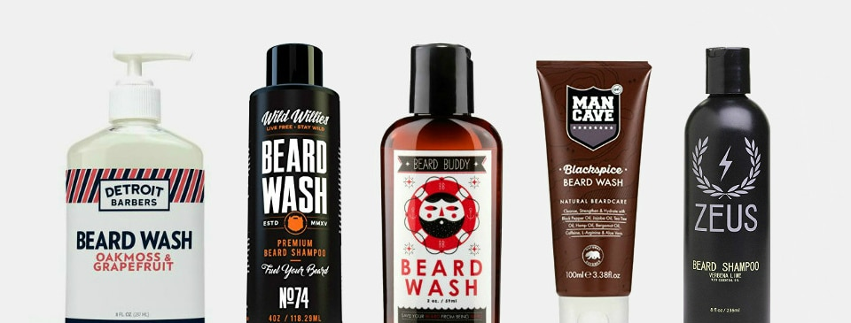 Best Beard Wash Products