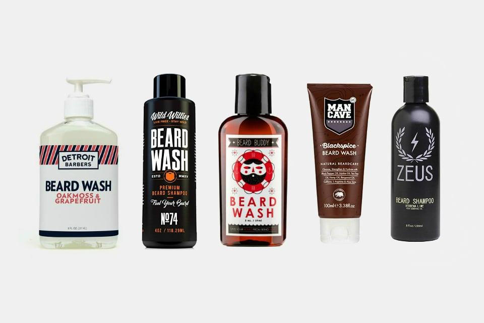 Best Beard Washes For Men