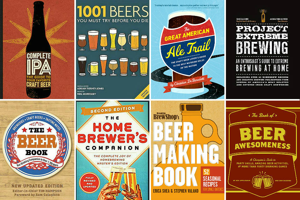 Best Beer Books
