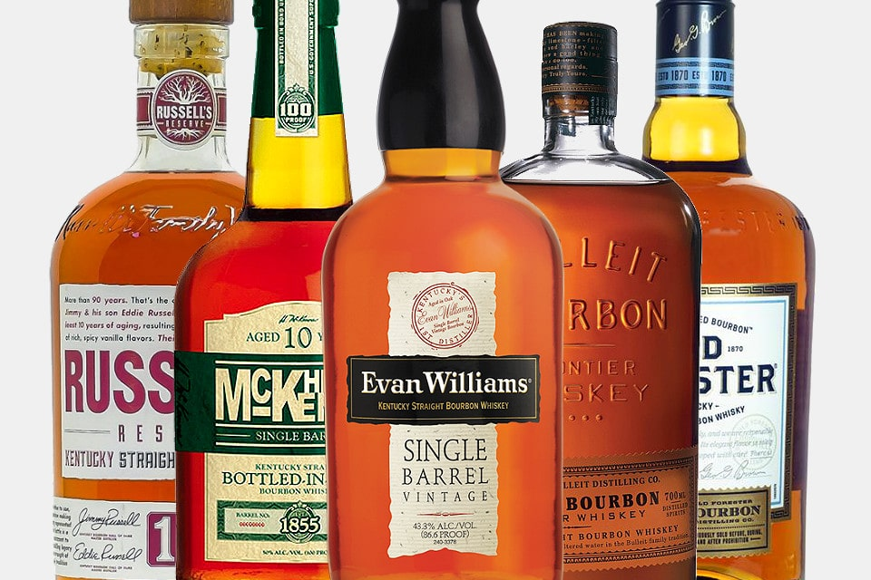 Best Bourbons Under $50