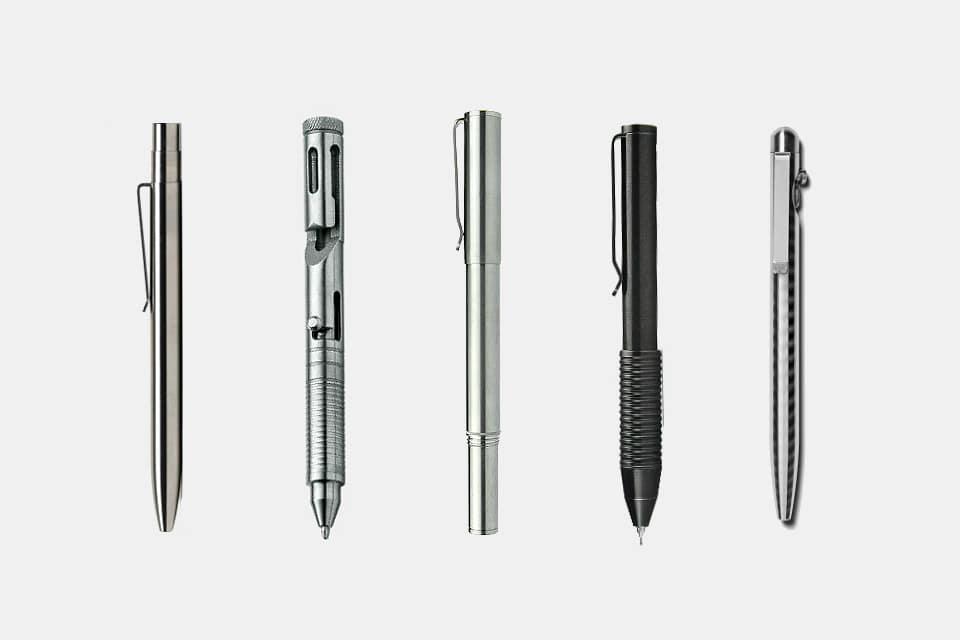 Best Titanium EDC Pens