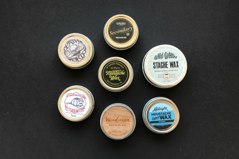Best Strong Hold Mustache Waxes