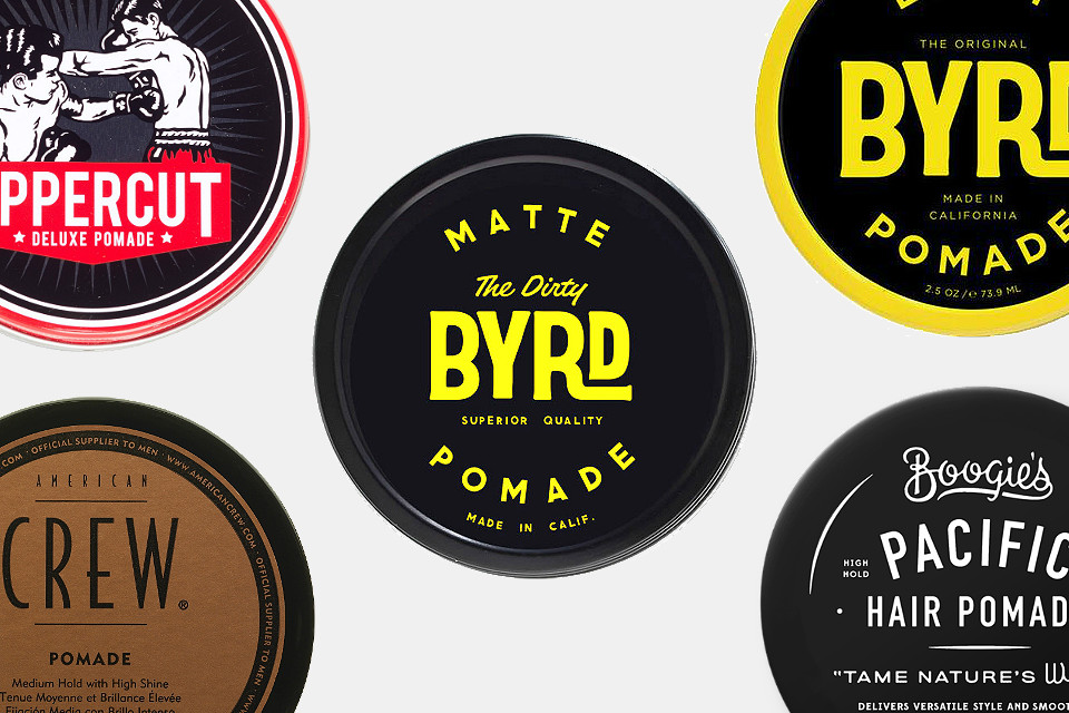 Best Hair Pomades For Men