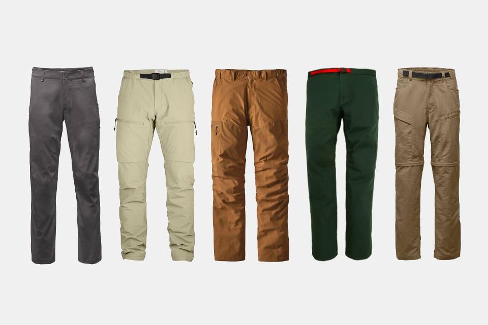 Best Hiking Pants For Men