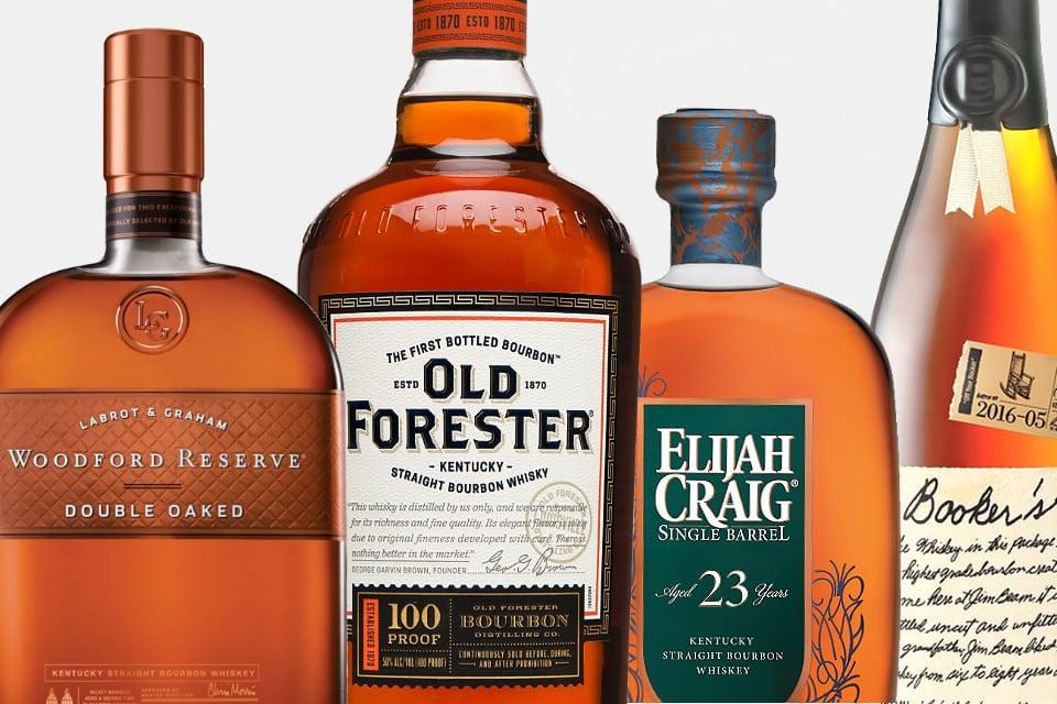 15 Best Kentucky Bourbons