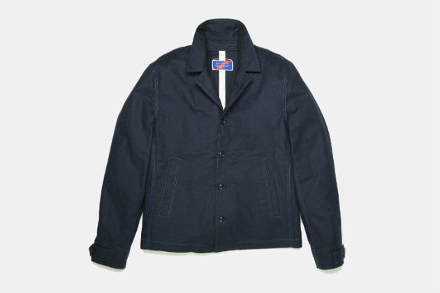 Best Made Panama Cloth Field Jacket