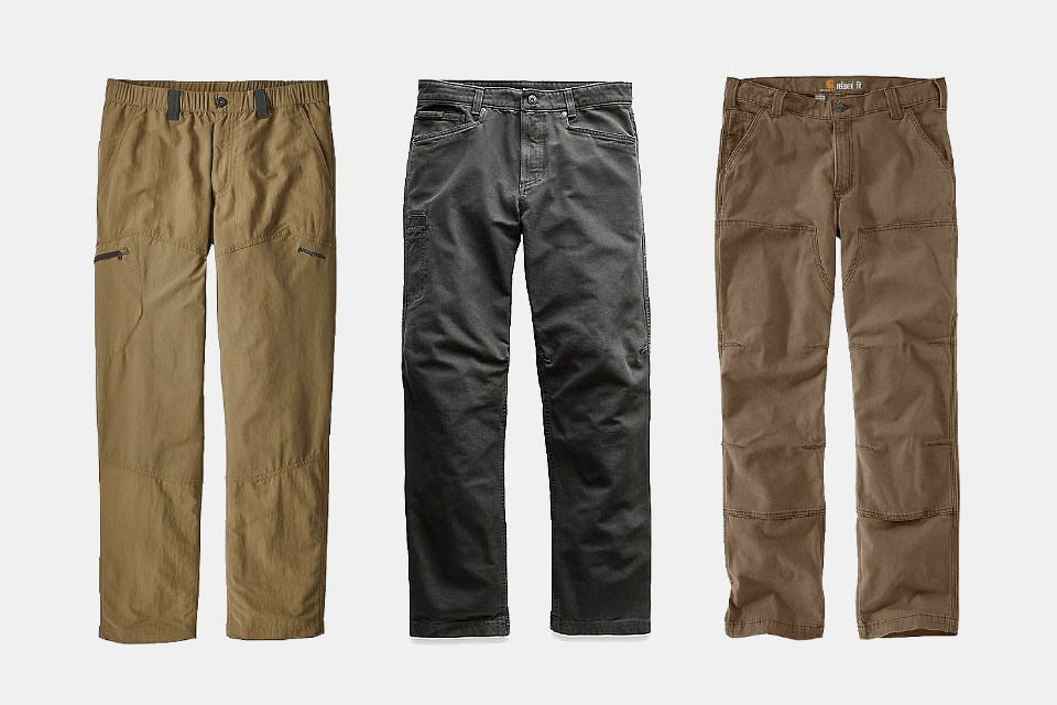 Best Men's Field Pants