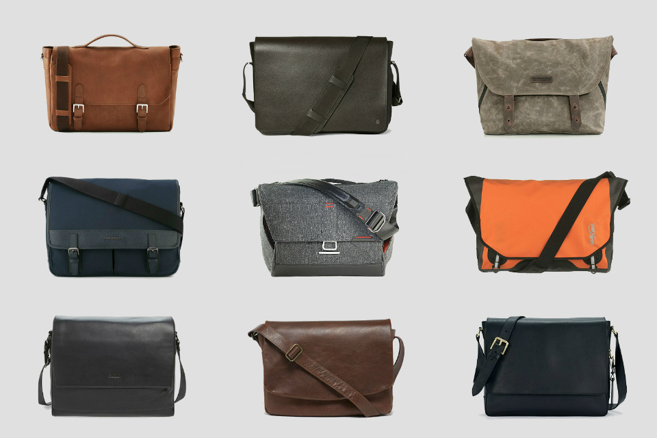 2cc55660fe84 The 50 Best Messenger Bags For Men | GearMoose