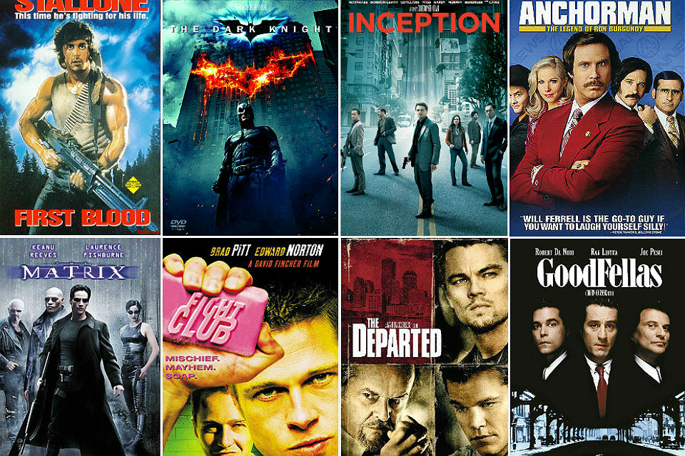 Best Movies For Men