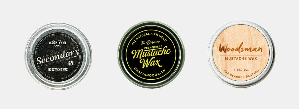 Best Mustache Wax Products