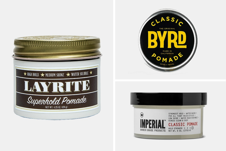 Best Pomades For Men