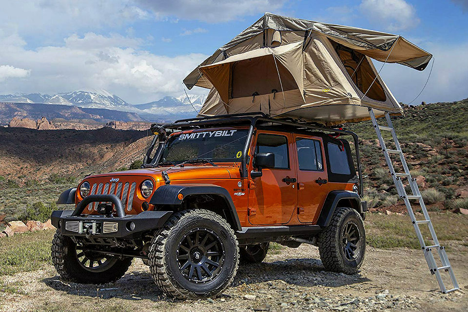 10 Best Rooftop Tents