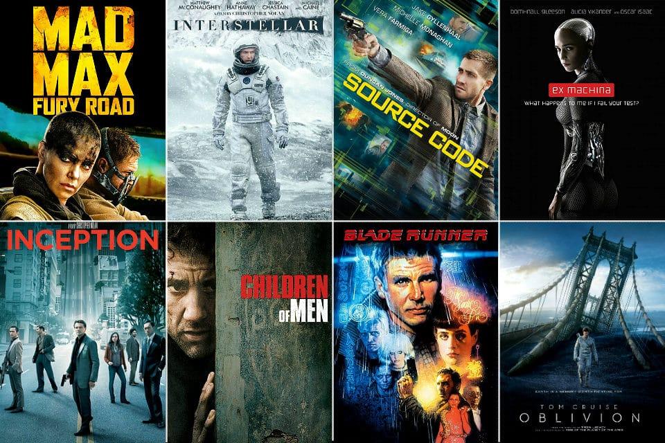 25 Best Sci-Fi Movies