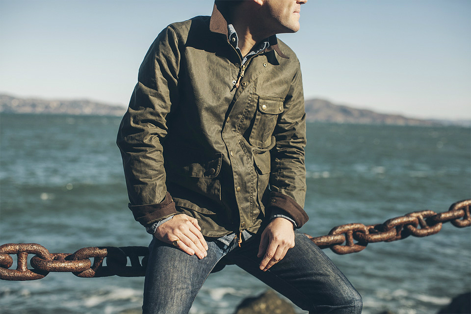 Best Waxed Canvas Jackets