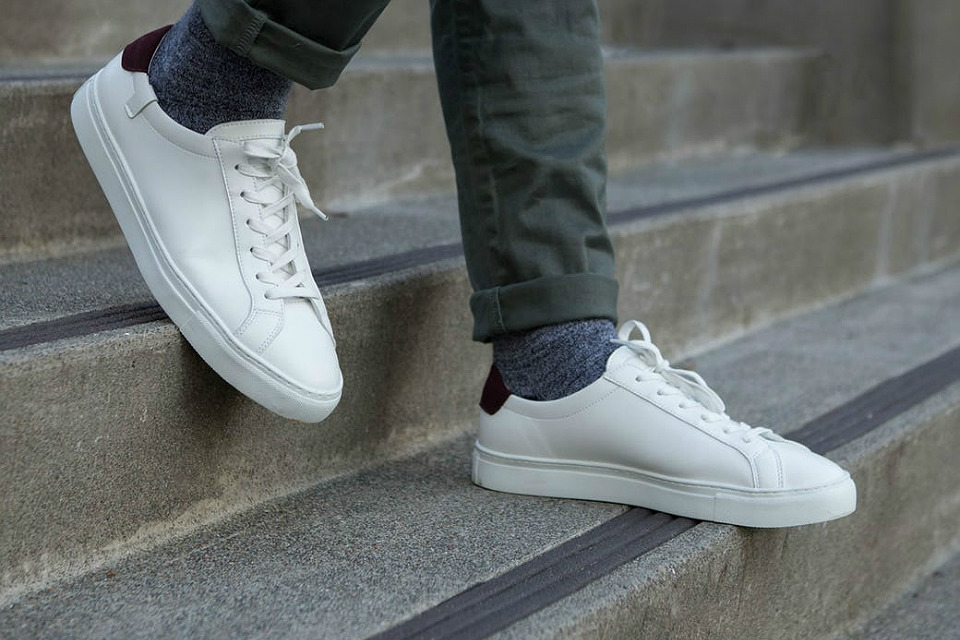 ee0a98cf7 20 Best All-White Sneakers For Men | GearMoose