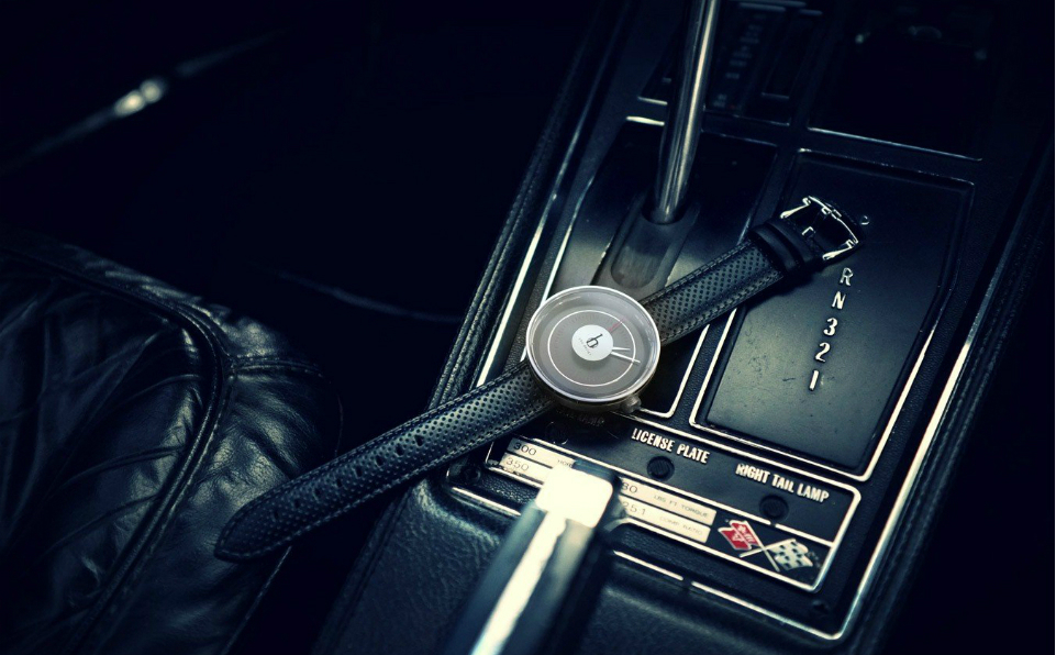 BHO Drive Mark 01 Watch