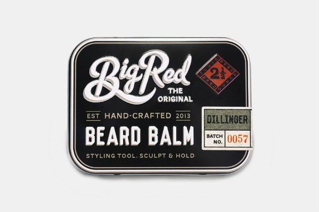 Big Red Beard Balm