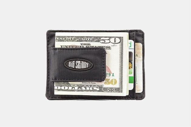 Big Skinny Money Clip Wallet