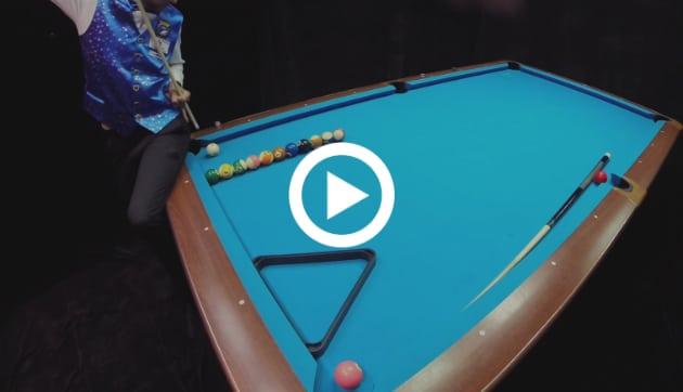 Billiards Trick Shots