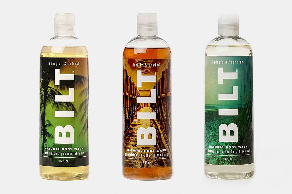 Bilt Natural Body Wash