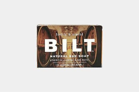 BILT Prohibition Bar Soap