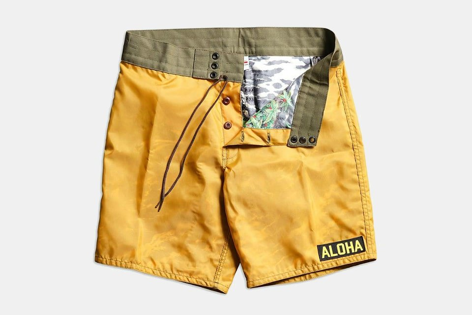 Birdwell 311 Limited-Edition Aloha Board Short