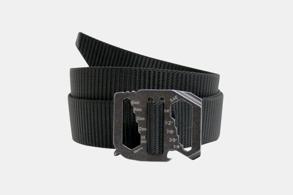 Bison Multi-Tool Belt Buckle
