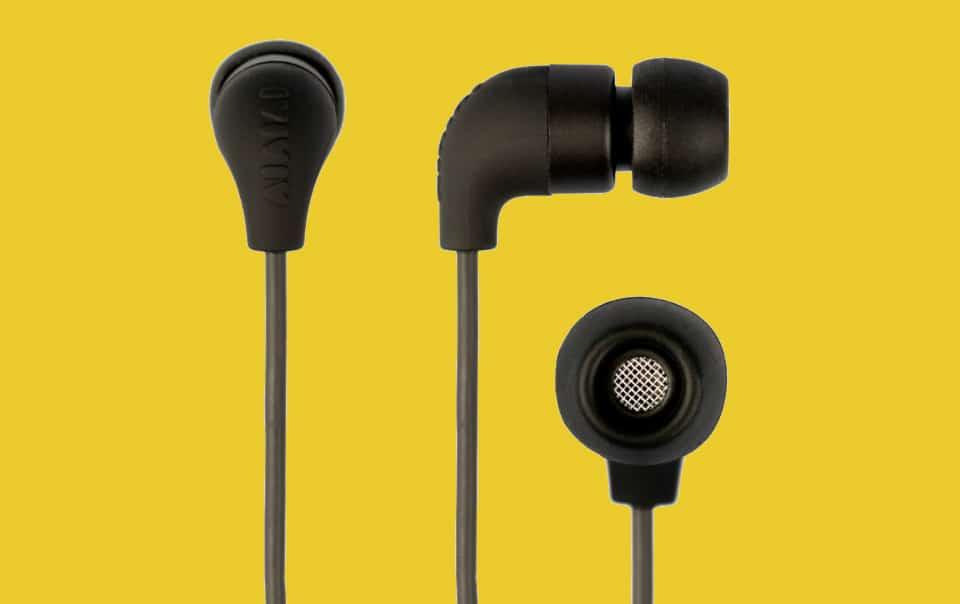 Black Pipe Earphones