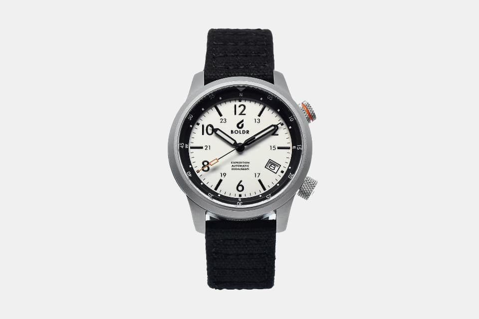BOLDR Supply Co. Expedition Eiger Watch