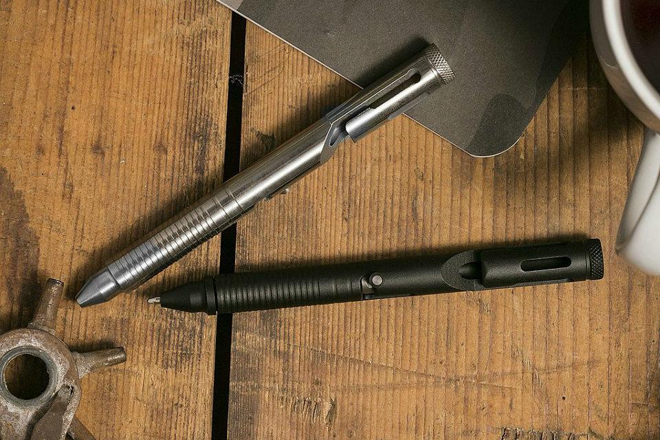 Bolt Action Tactical Pen