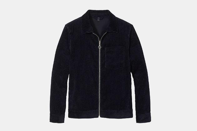 Bonobos Corduroy Shirt Jacket