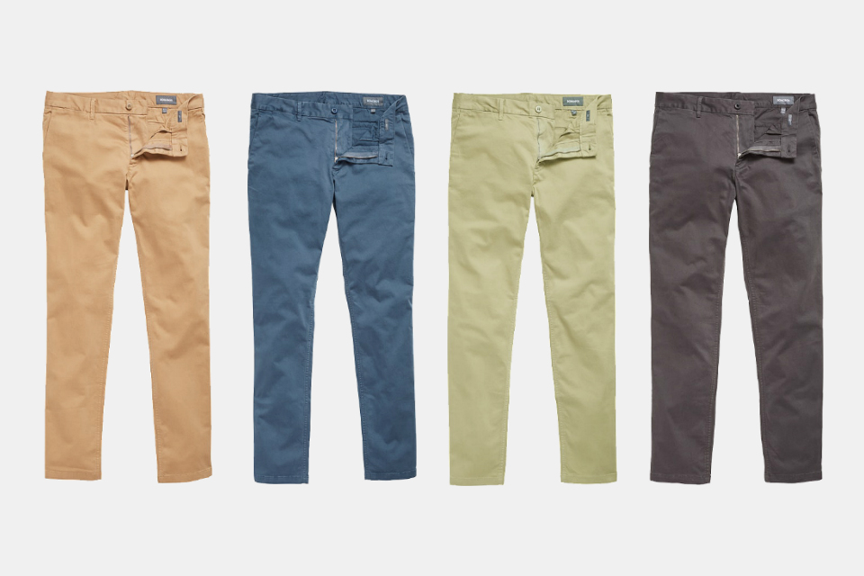 Bonobos Off-Duty Chinos