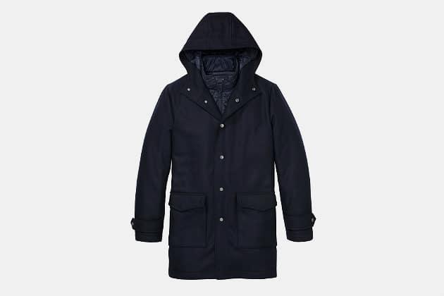 Bonobos Tech Wool Field Jacket