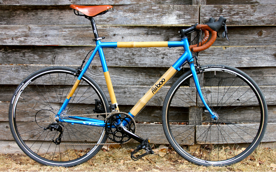 Aluboo Bamboo Bicycles