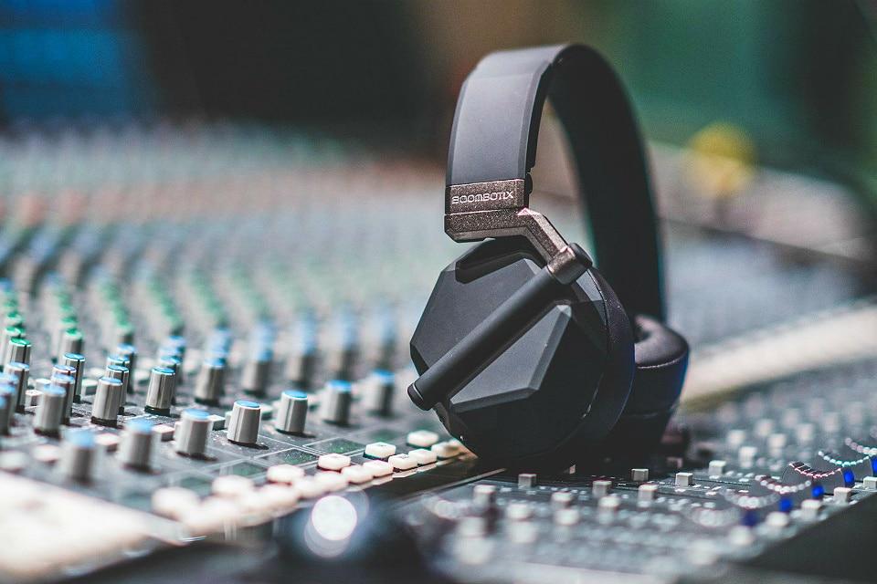 Boombotix Wireless Headphones