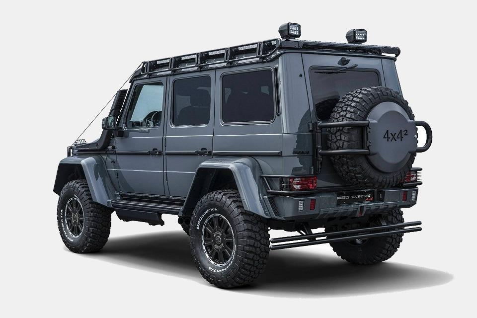 Brabus Adventure Vehicle