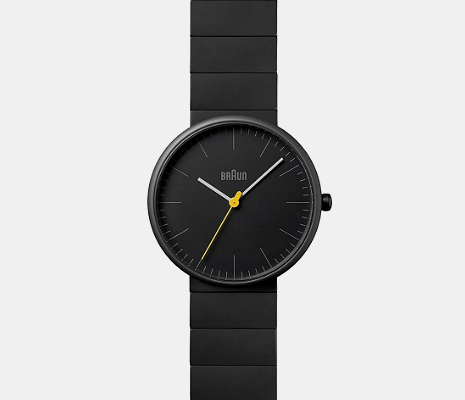 Braun Ceramic Analog Display Watch
