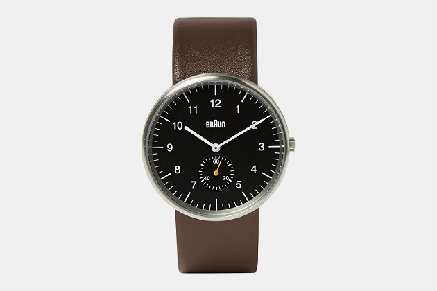 Braun Gents Classic Watch