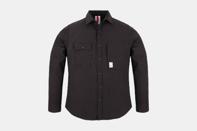 Breaker Shirt Jacket