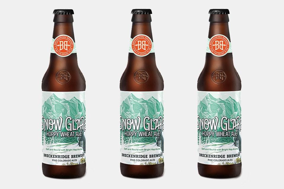 Breckenridge Snow Glare Hoppy Wheat Ale