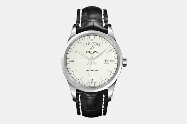 Breitling Transocean Day & Date Watch