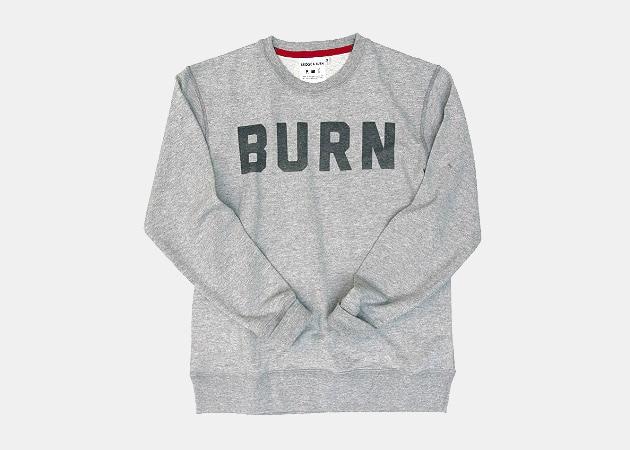 Bridge & Burn Crewneck Sweater