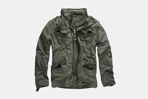 Brandit Britannia Field Jacket