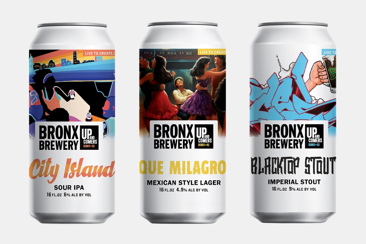 Bronx Brewery Up and Comers Lineup